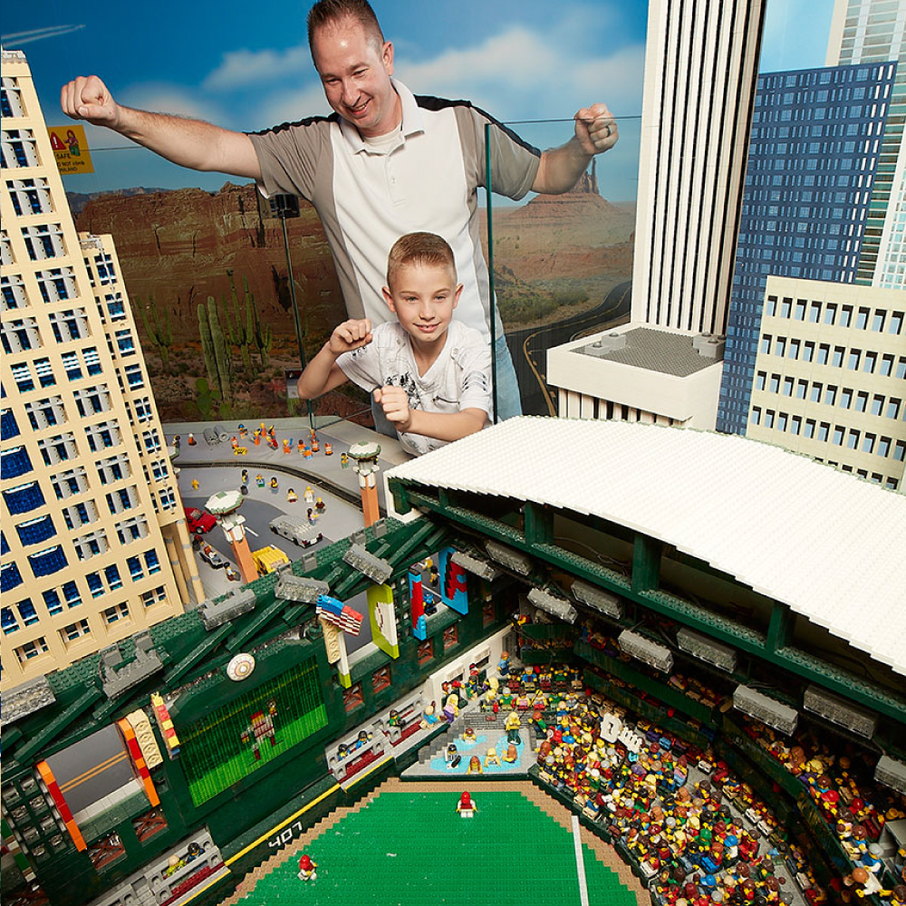 MINILAND® | LEGOLAND Discovery Center Chicago