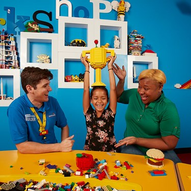 Become a LEGO Building Master | LEGOLAND Discovery Center