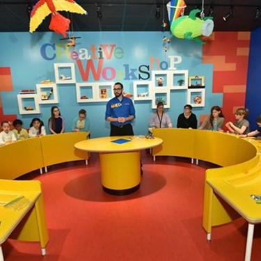 Creative Workshop | LEGOLAND Discovery Center