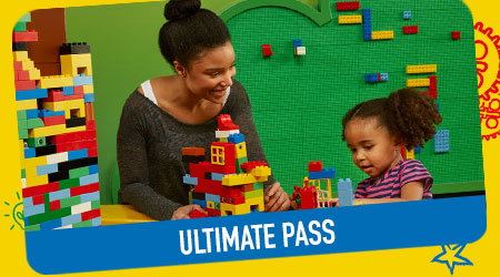 Ultimate Pass Renewal | LEGOLAND Discovery Center