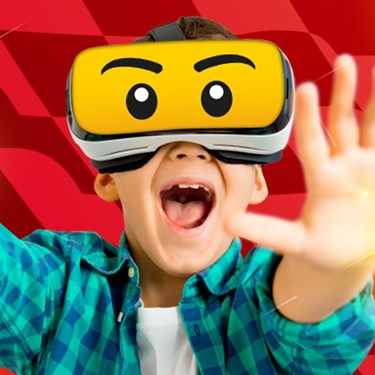 The Great LEGO® Race VR Experience | LEGOLAND Discovery Center Chicago
