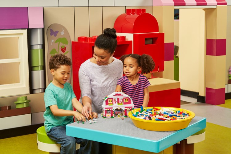 LEGO Friends | LEGOLAND Discovery Center