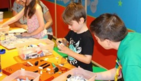 Homeschool Week | LEGOLAND Discovery Center Chicago