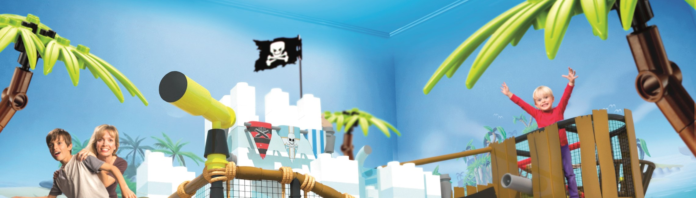 Pirate Adventure Land | LEGOLAND Discovery Center