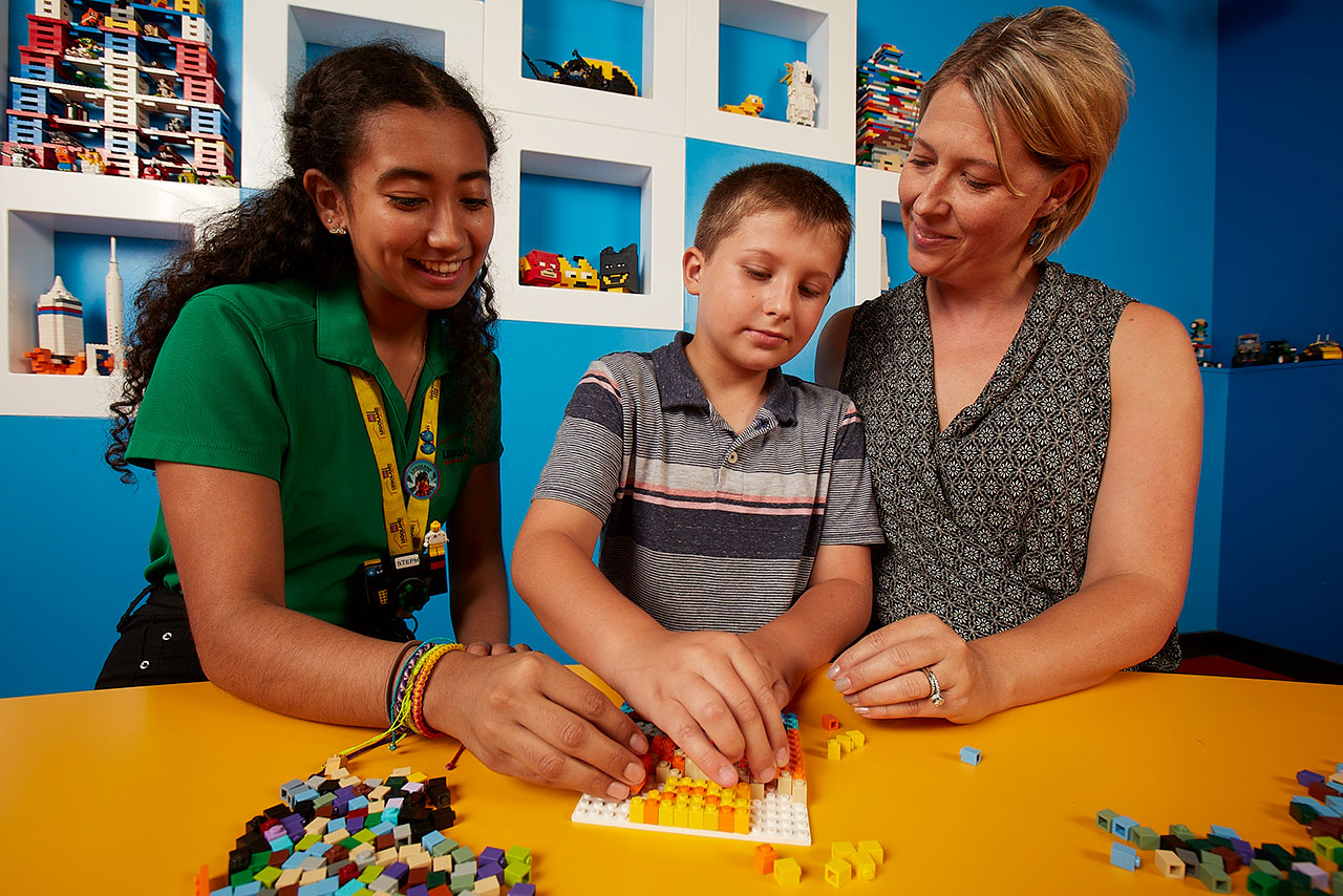 Creative Workshop at LEGOLAND Discovery Center