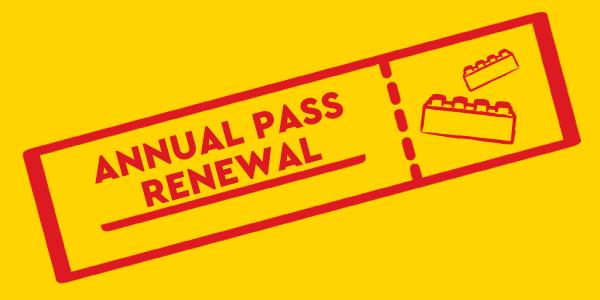 Renewal: Ultimate Annual Pass