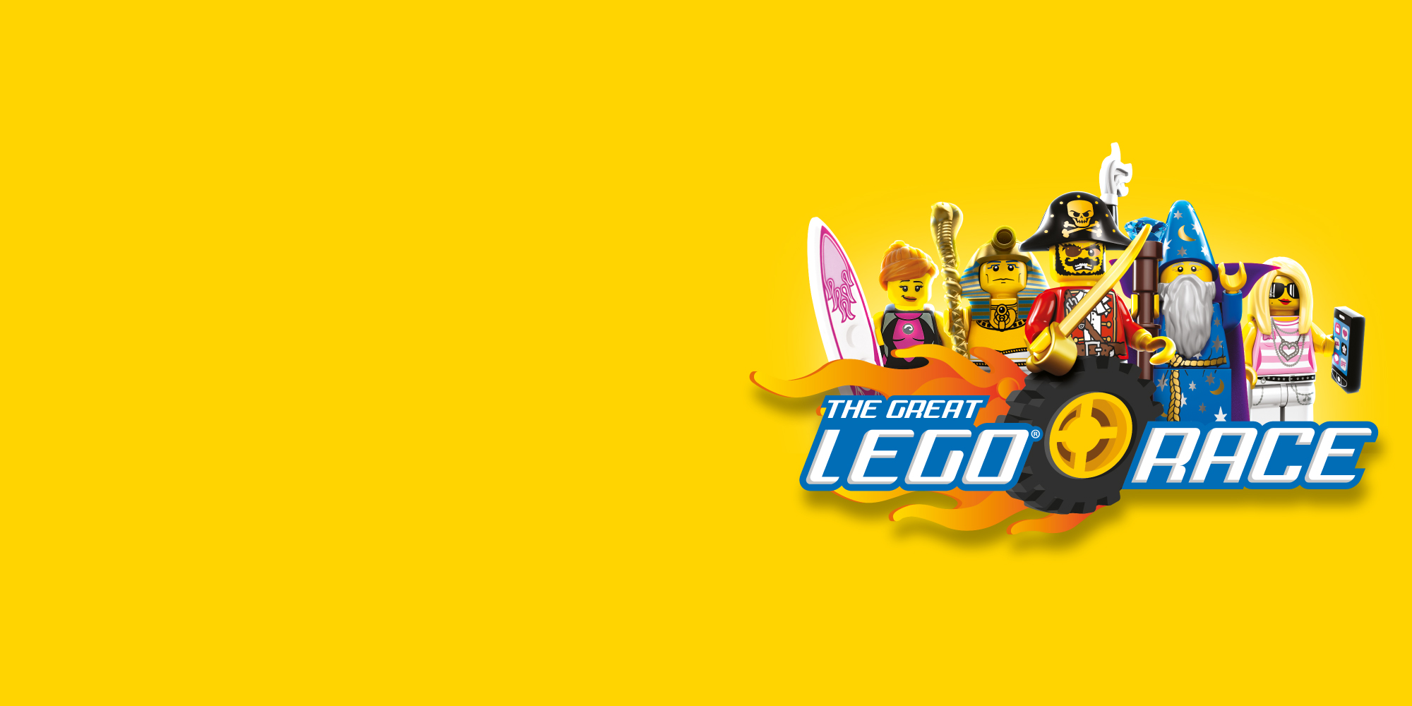 Experience The Great LEGO VR Race at LEGOLAND Discovery Center